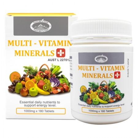 멀티 비타민 1000mg